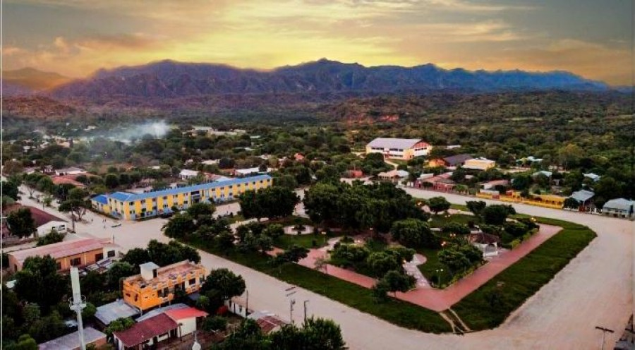 Machareti, celebra 152 años de fundación