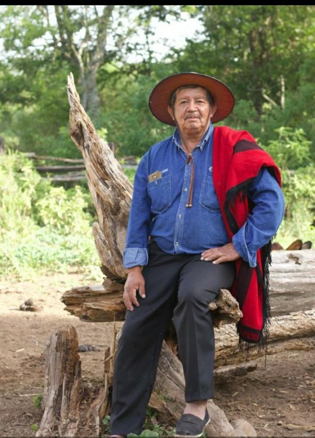 Mb Crispín Rojas Claudio, una vida de lucha por la consolidación del territorio y la unidad orgánica